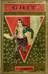 Cover of Grit; or, The Young Boatman of Pine Point