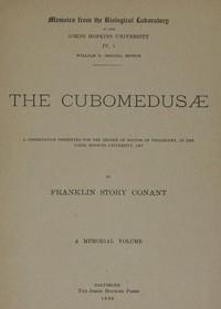 Cover of The Cubomedusæ