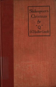 Cover of Shakespeare's Christmas, and other stories