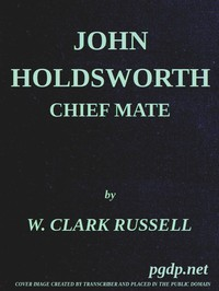 John Holdsworth, Chief Mate