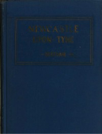 Cover of Newcastle-Upon-Tyne: A Sketch-Book