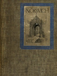 Cover of Norwich: A Sketch Book