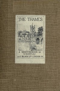 Cover of The Thames: A Sketch-Book