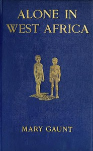 Cover of Alone in West Africa