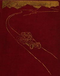 Cover of Motor Tours in the West Country