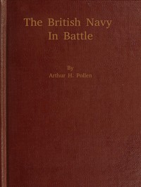 Cover of The British Navy in Battle