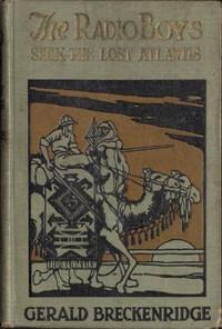 Cover of The Radio Boys Seek the Lost Atlantis