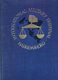 Cover of Trial of the Major War Criminals Before the International Military Tribunal, Nuremburg, 14 November 1945-1 October 1946, Volume 04