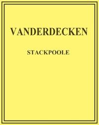 Cover of Vanderdecken