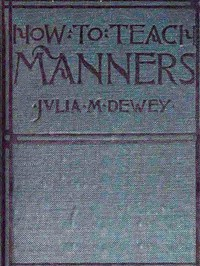 How to Teach Manners in the School-room