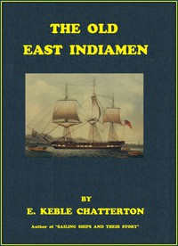 Cover of The Old East Indiamen