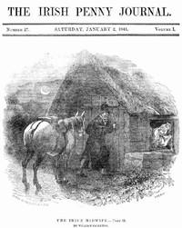 The Irish Penny Journal, Vol. 1 No. 27, January 2, 1841