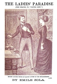 Cover of The Ladies' Paradise: A Realistic Novel
