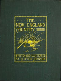 Cover of The New England Country