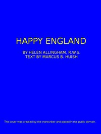 Cover of Happy England