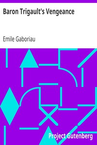 Cover of Baron Trigault's Vengeance