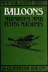 Cover of Balloons, Airships, and Flying Machines