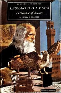 Cover of Leonardo da Vinci, Pathfinder of Science