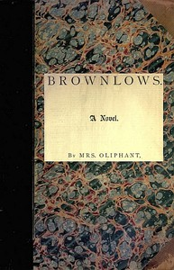 Cover of Brownlows: A Novel