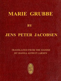 Cover of Marie Grubbe, a Lady of the Seventeenth Century