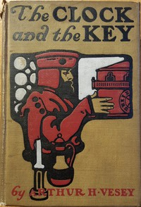 Cover of The Clock and the Key