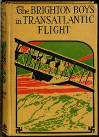 Cover of The Brighton Boys in Transatlantic Flight