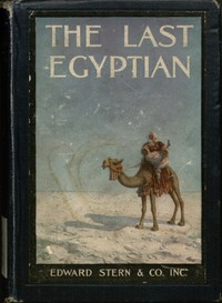 Cover of The Last Egyptian: A Romance of the Nile