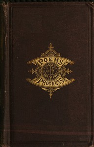 Cover of Poems of Progress