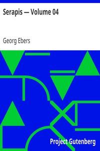 Cover of Serapis — Volume 04