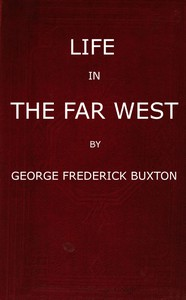 Cover of Life in the Far West