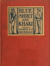 Cover of Blue Shirt and Khaki: A Comparison