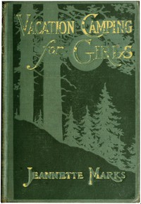 Cover of Vacation Camping for Girls