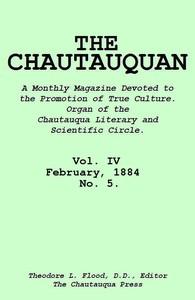 Cover of The Chautauquan, Vol. 04, February 1884, No. 5.