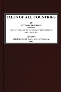 Cover of Tales of All Countries
