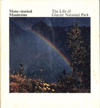 Cover of Many-Storied Mountains: The Life of Glacier National Park