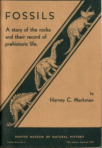 Cover of Fossils: A Story of the Rocks and Their Record of Prehistoric Life