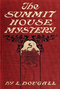 Cover of The Summit House Mystery; Or, The Earthly Purgatory