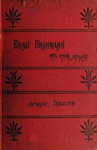 Cover of Why Frau Frohmann Raised Her Prices, and Other Stories
