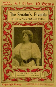 Cover of The Senator's Favorite