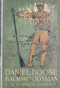 Cover of Daniel Boone, Backwoodsman
