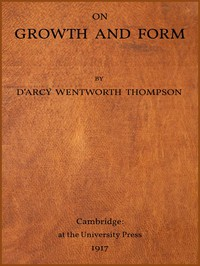 Cover of On Growth and Form