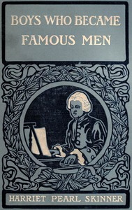 Cover of Boys Who Became Famous MenStories of the Childhood of Poets, Artists, and Musicians
