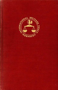 Cover of Nazi Conspiracy and Aggression, Volume 01 (of 11)