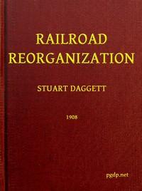 Cover of Railroad Reorganization
