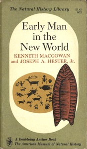 Cover of Early Man in the New World