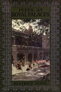 Cover of Peeps at Royal Palaces of Great Britain