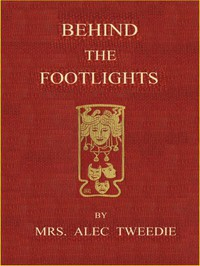 Cover of Behind the Footlights