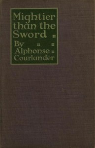 Cover of Mightier than the Sword