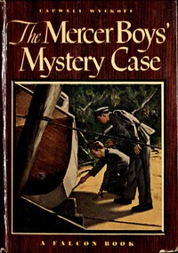 Cover of The Mercer Boys' Mystery Case