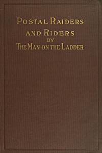 Cover of Postal Riders and Raiders